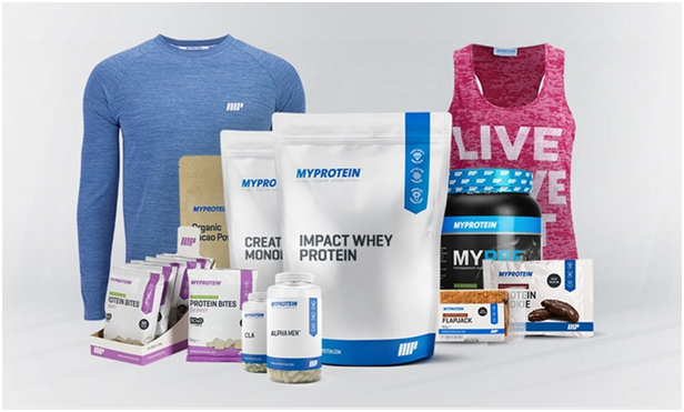 How MyProtein saved my time and transformed my body